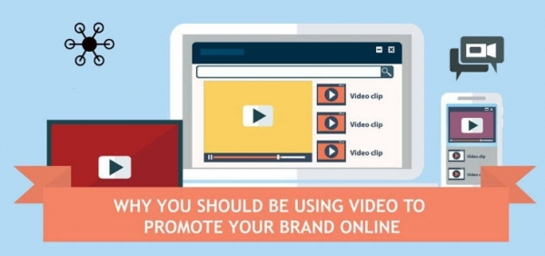 Promote Your Brand Online Using Video