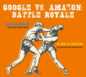 Google vs Amazon - the biggest battles in e-commerce