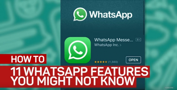 11 WhatsApp features you might not know